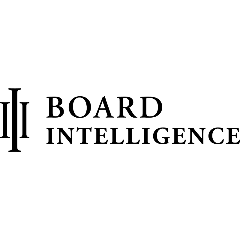 Logo for Board Intelligence.
