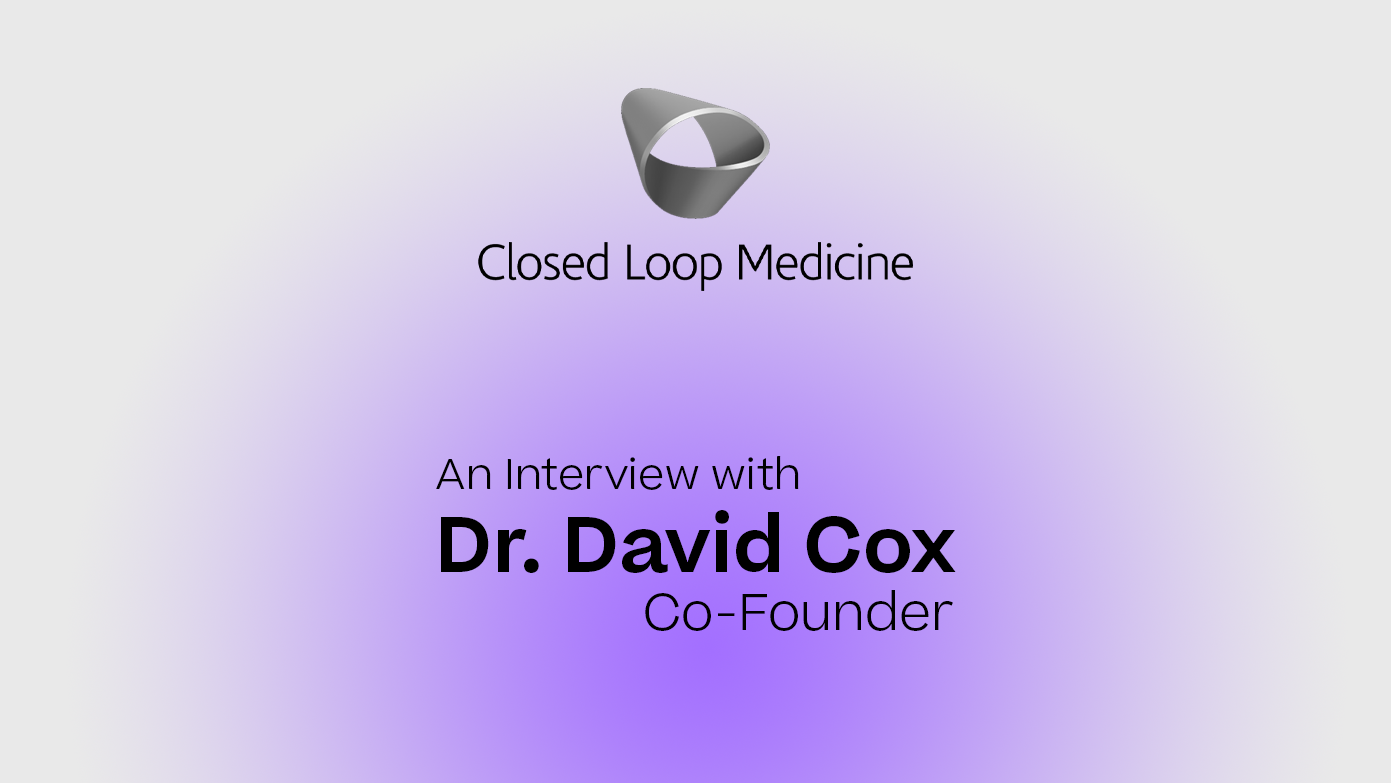 Interview with david cox